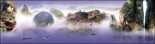 泰宁金湖天气