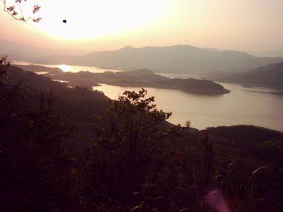 宁德翠屏湖天气